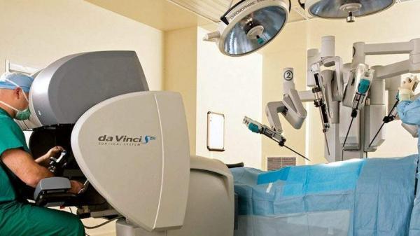 No mês de abril, cirurgias realizadas por robô poderão ser feitas no Espírito Santo