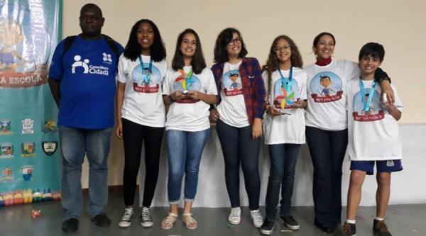 Alunos de Vila Velha vencem Prêmio do Ministério Público do Trabalho