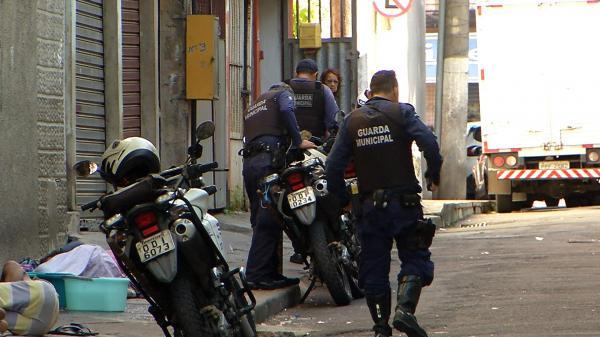 Vila Rubim tem segurança reforçada um dia após ataques
