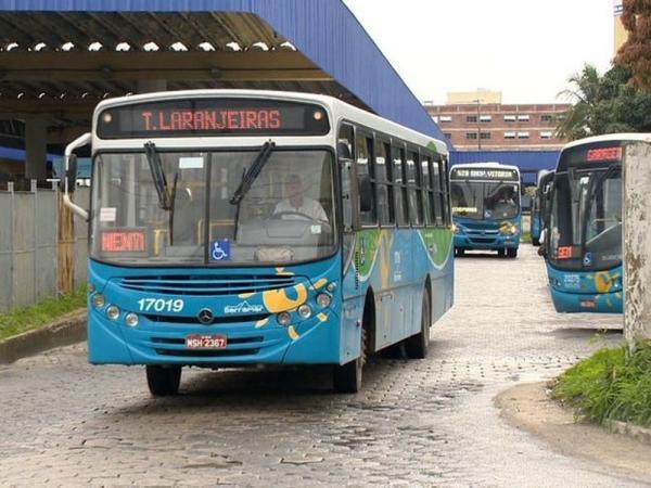 Coronavírus: ônibus do Transcol terão frota reduzida no ES
