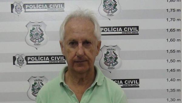 Justiça nega pedido de liberdade para acusado de matar ex-governador Gerson Camata