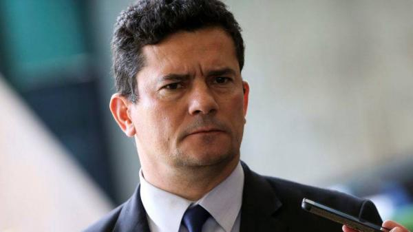 O Ministro Sergio Moro diz que paralisação de policiais do Ceará é ilegal