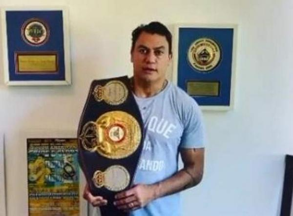 Leilão do cinturão mundial de Popó arrecada R$ 90 mil na luta contra o Novo Coronavírus
