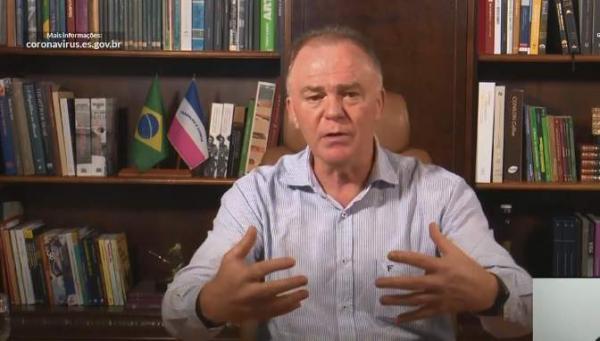 'Não manifesta preocupação em preservar vidas', diz Casagrande sobre Bolsonaro