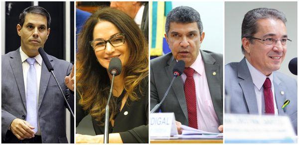 Sete deputados do ES apoiam uso do fundo eleitoral contra a Covid-19