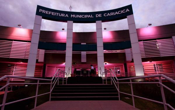 Prefeitura de Cariacica determina corte de 25% nos contratos