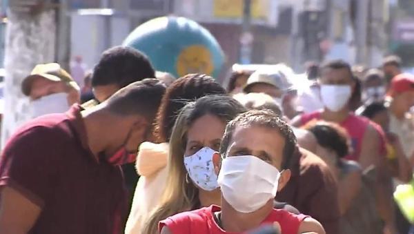 Uso de máscara passa a ser obrigatório no ES; multa pode chegar a R$ 6 mil