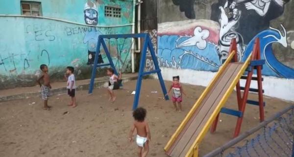 Membro de movimento Comunitário do Bairro Ilha das Flores faz denúncias sobre descaso da Prefeitura de Vila Velha