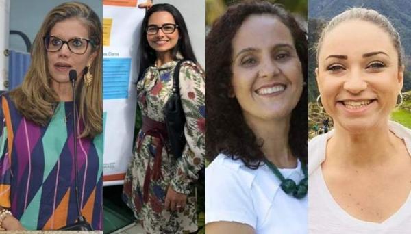 Quatro secretarias de Saúde da Grande Vitória serão comandadas por mulheres. Veja quem são elas!